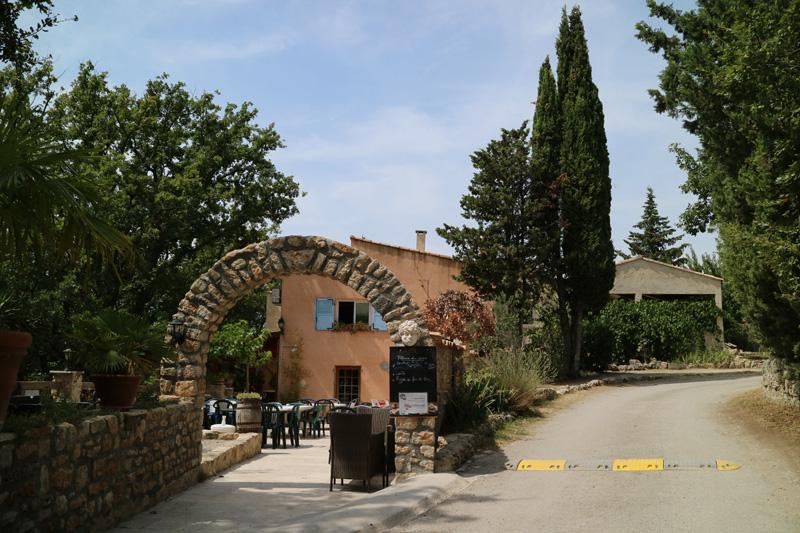 Het restaurant van L'Avelanede