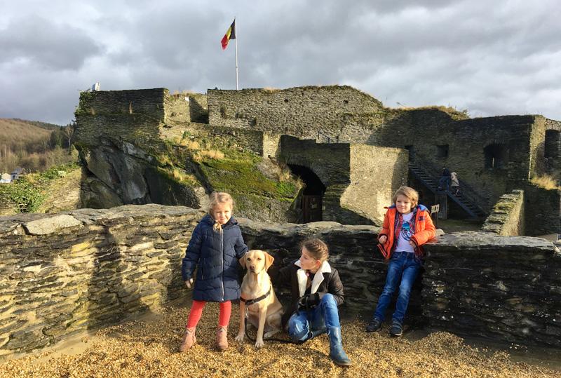 La Roche-en-Ardenne-kasteel