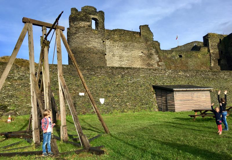 kasteel La Roche-en-Ardenne