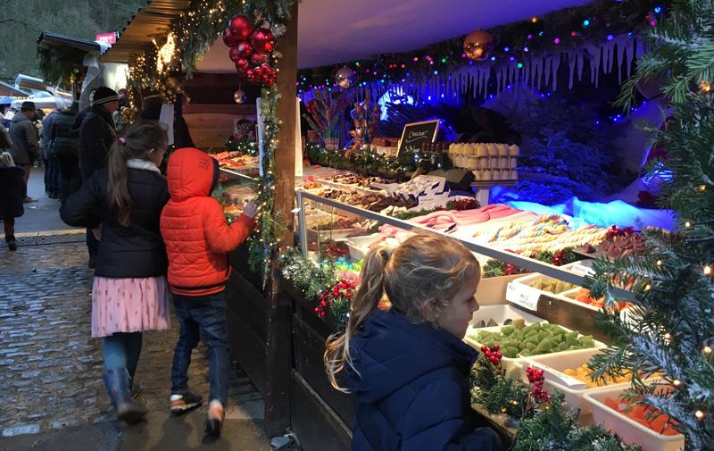 kerstmarkt durbuy