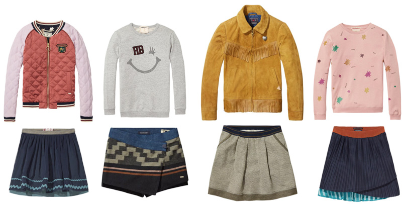 scotch en soda sale meisjes