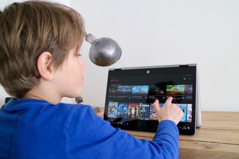 HP Pavilion x360 review tablet