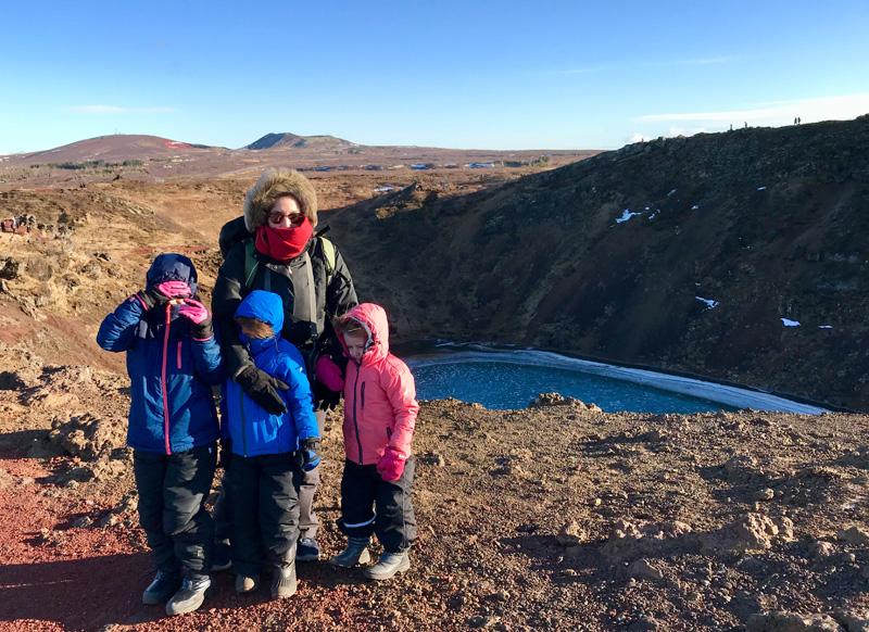 kerio rondreis ijsland