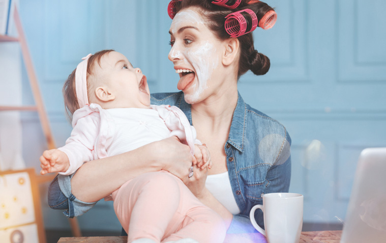 moederschap detoxen