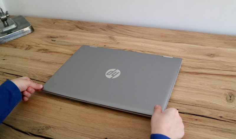 review HP Pavilion x360.