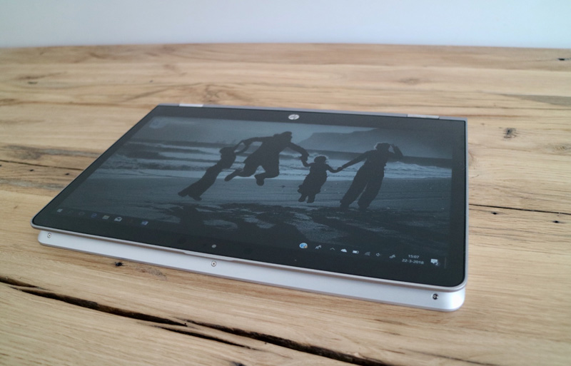 review tablet HP Pavilion x360