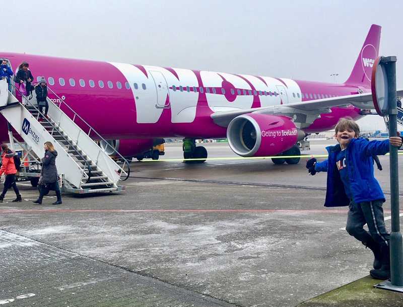 review wow air