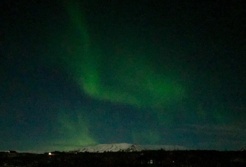 rondreis ijsland noorderlicht
