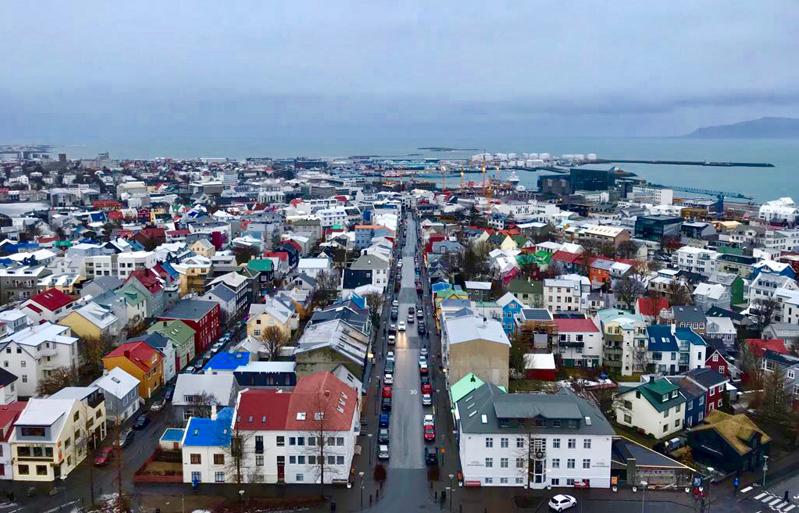 Reykjavik kinderen