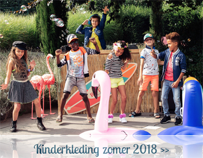 trends zomer 2018