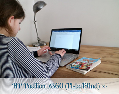 review hp laptop