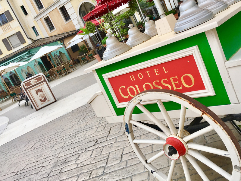 hotel colosseo europa-park