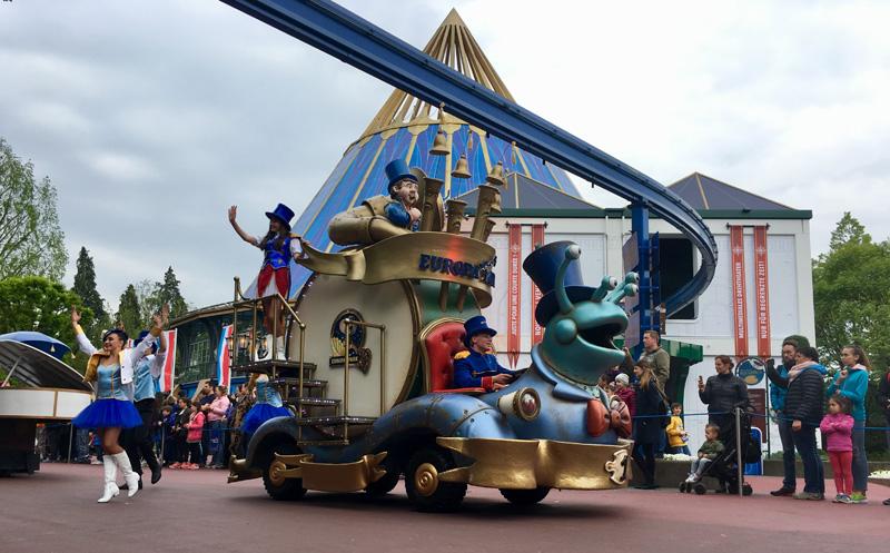 parade europapark