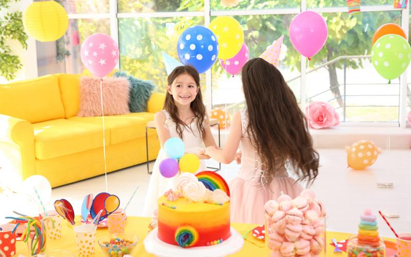 8 Ideeën Voor Een Kinderfeestje Thuis