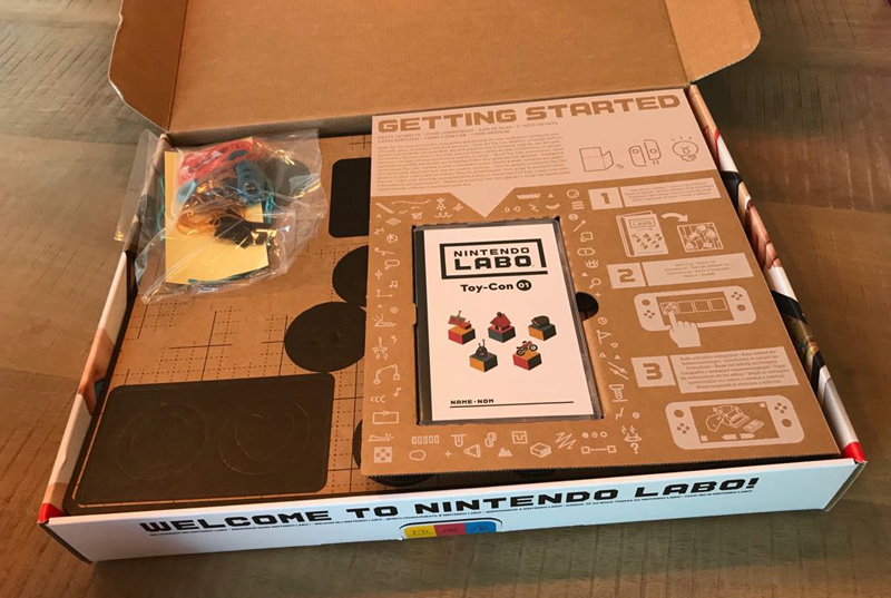 nintendo labo review multikit
