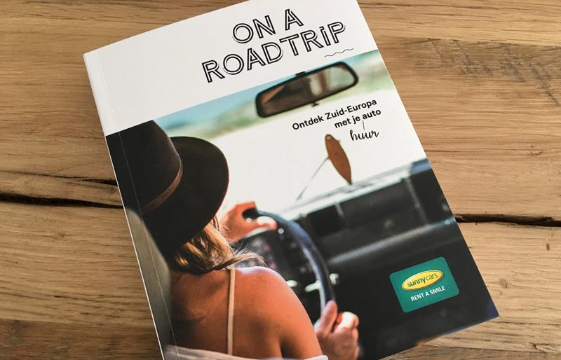 roadtrip boek sunnycars