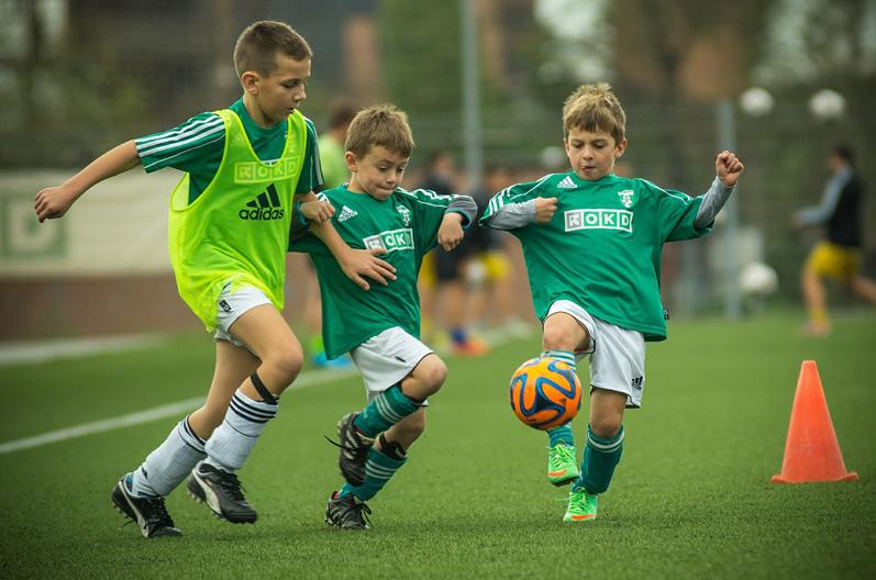 voetbal kind