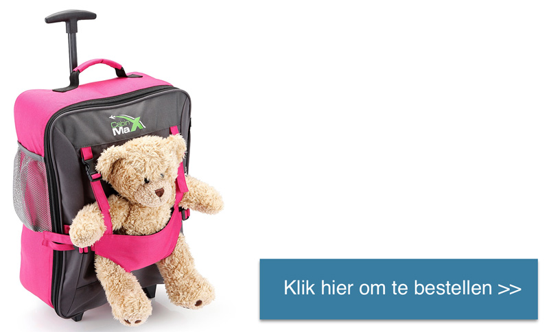 Cabinmax Kinder Trolley