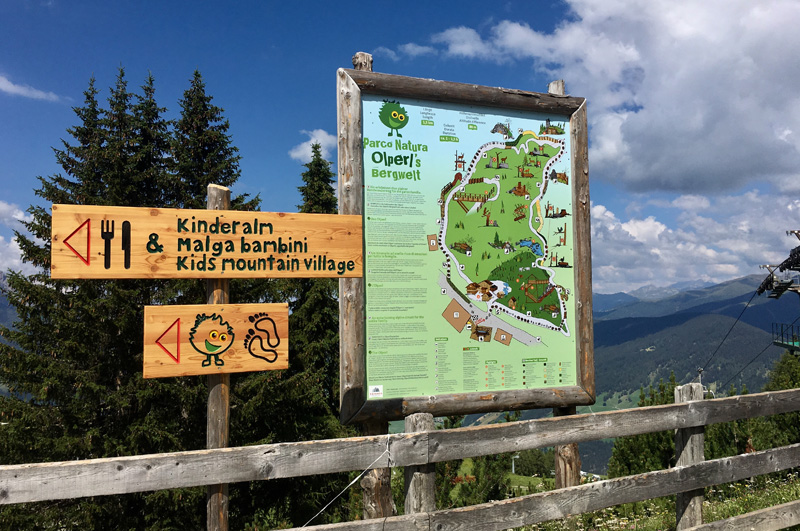 Zuid Tirol Olperls Bergwelt