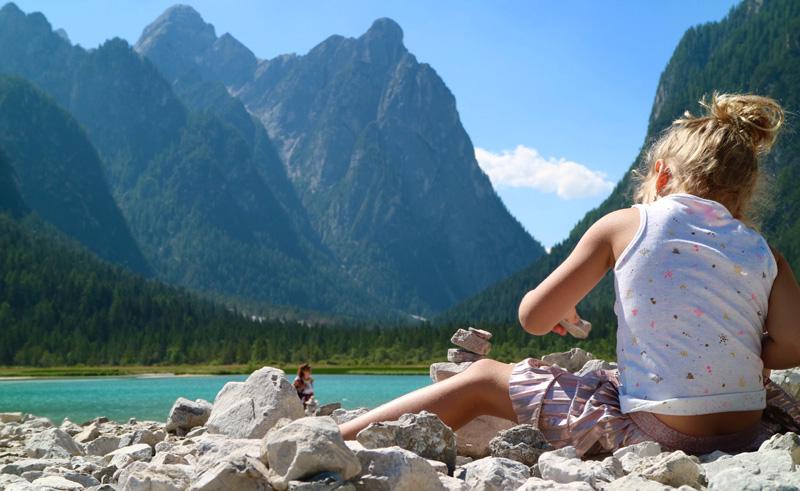 Zuid Tirol Toblacher See
