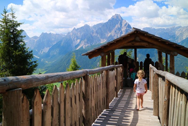 blotevoetenpad Zuid Tirol