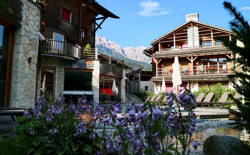 chalet Hotel Post Alpina