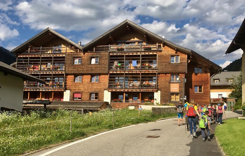 miniclub Hotel Post Alpina