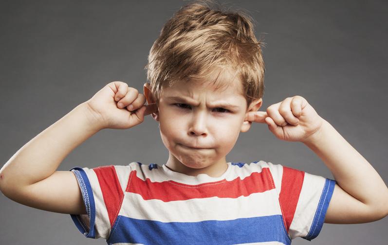 kind luistert niet