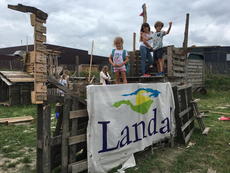 landal esonstad huttenbouw