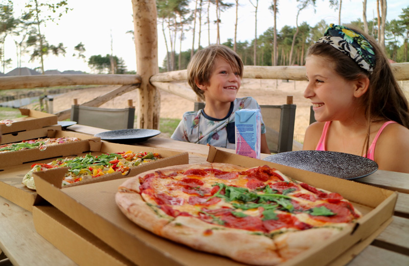 pizza safari resort beekse bergen