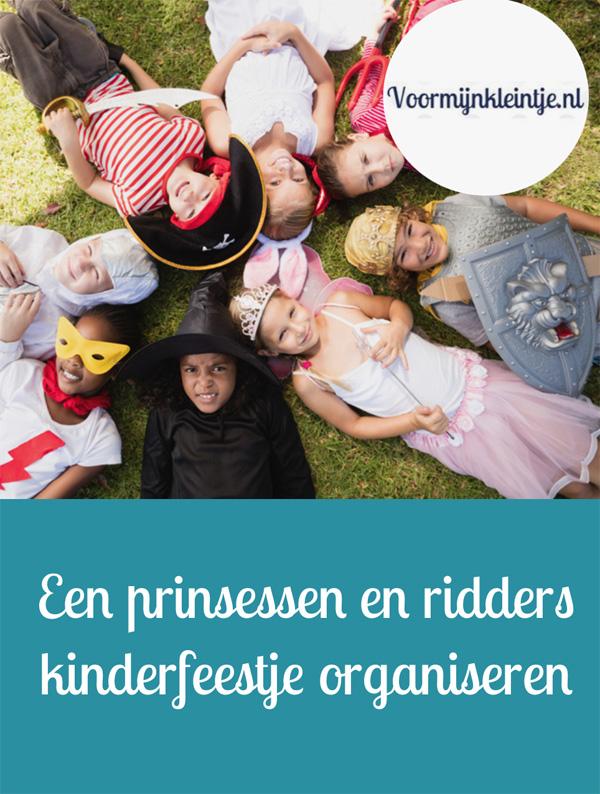 Een prinsessen en ridders kinderfeestje organiseren