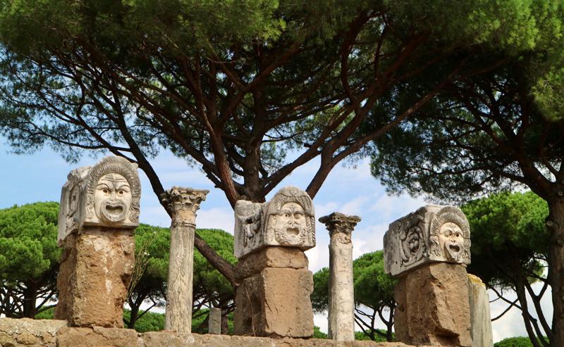 ostia antica rome