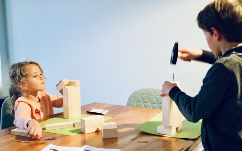 Robot bouwen