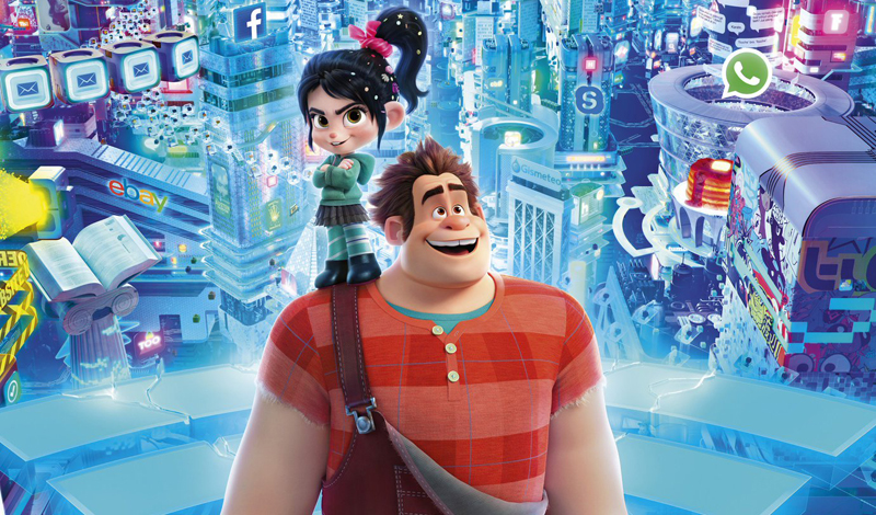 review Wreck-It Ralph 2