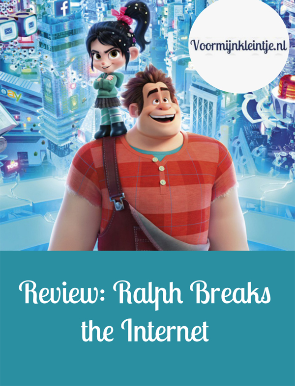 Review- Ralph Breaks the Internet