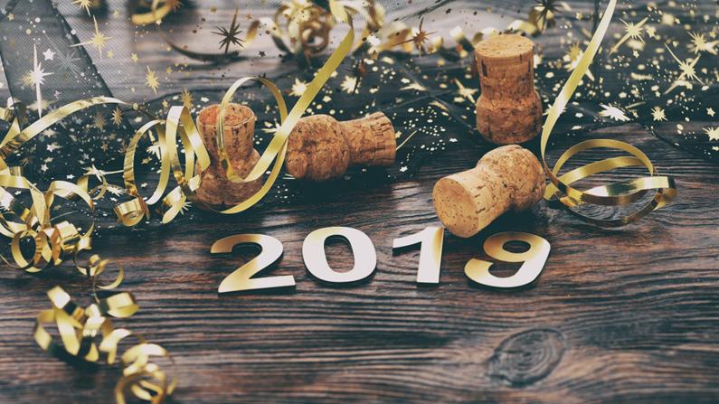 het jaar 2019