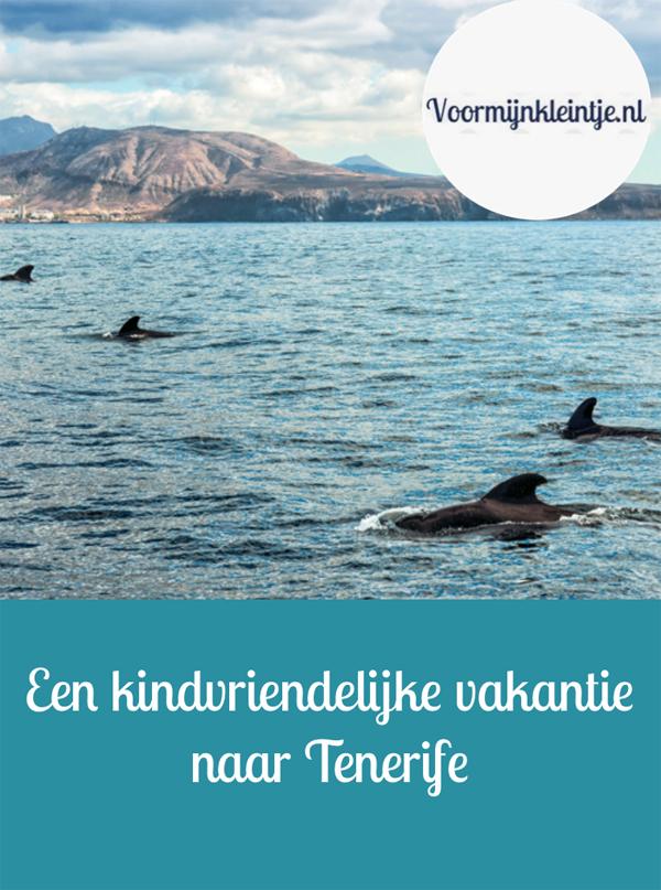 Een kindvriendelijke vakantie naar Tenerife
