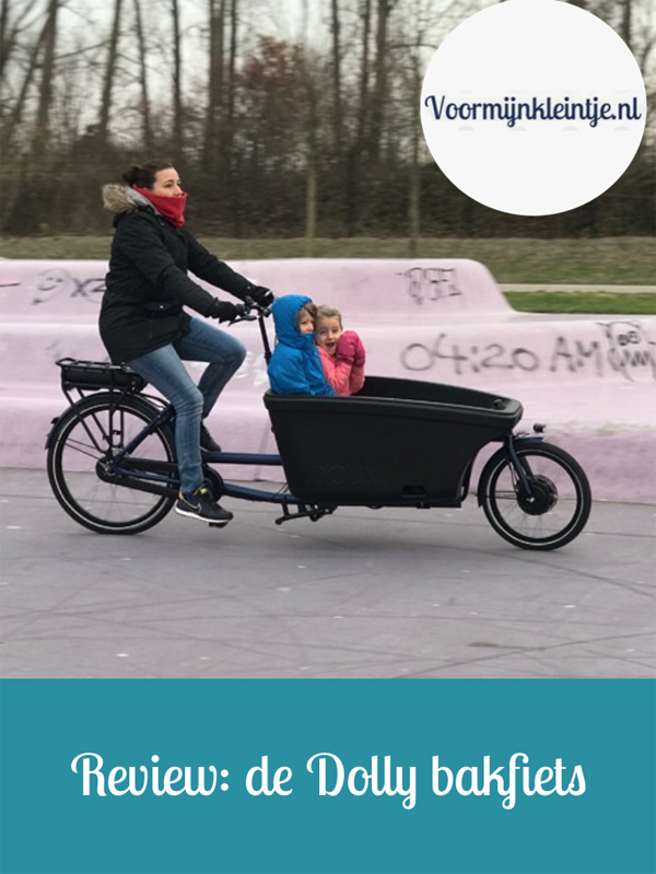 Review- de Dolly bakfiets