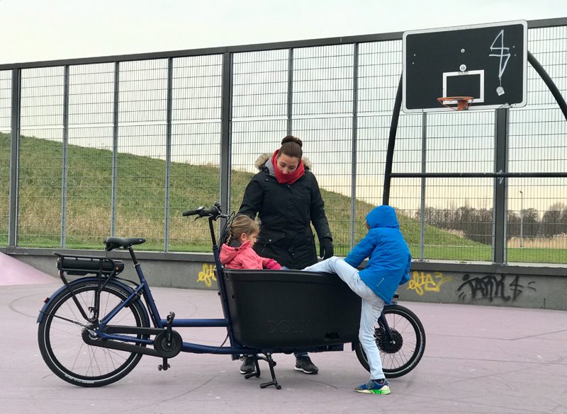 bak dolly bakfiets