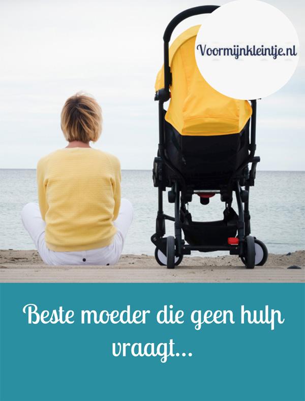 blog-moeder die geen hulp vraagt