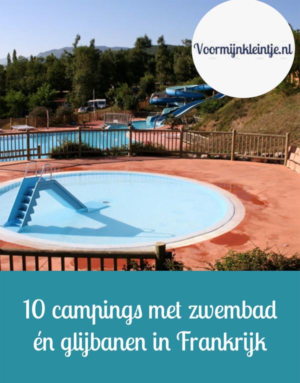 campings-zwembad-glijbanen-Frankrijk