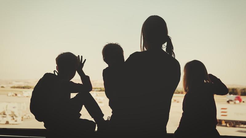 moeder van drie