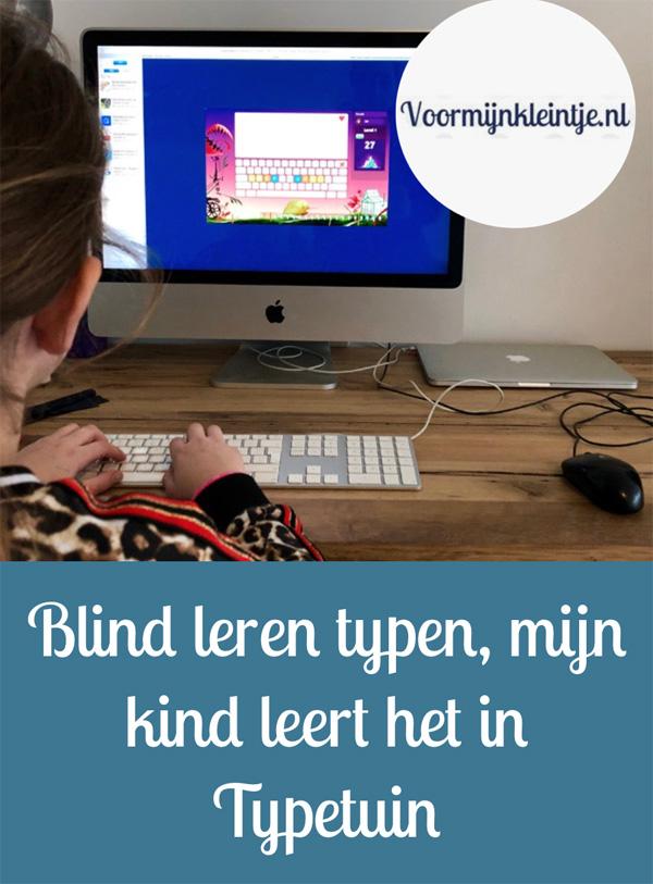 blind typen kind