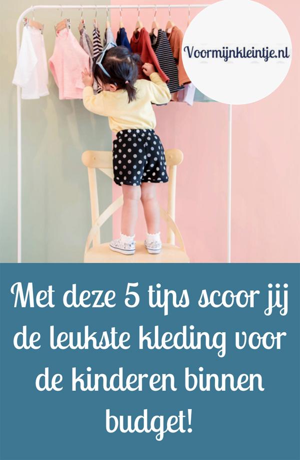 kleding kinderen budget