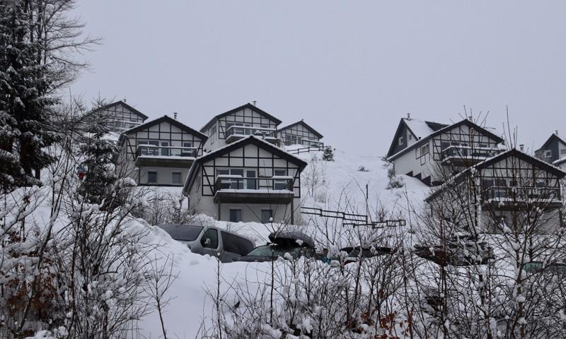 landal winterberg huisjes
