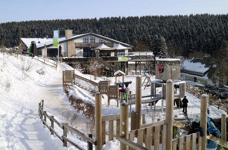 landal winterberg piste