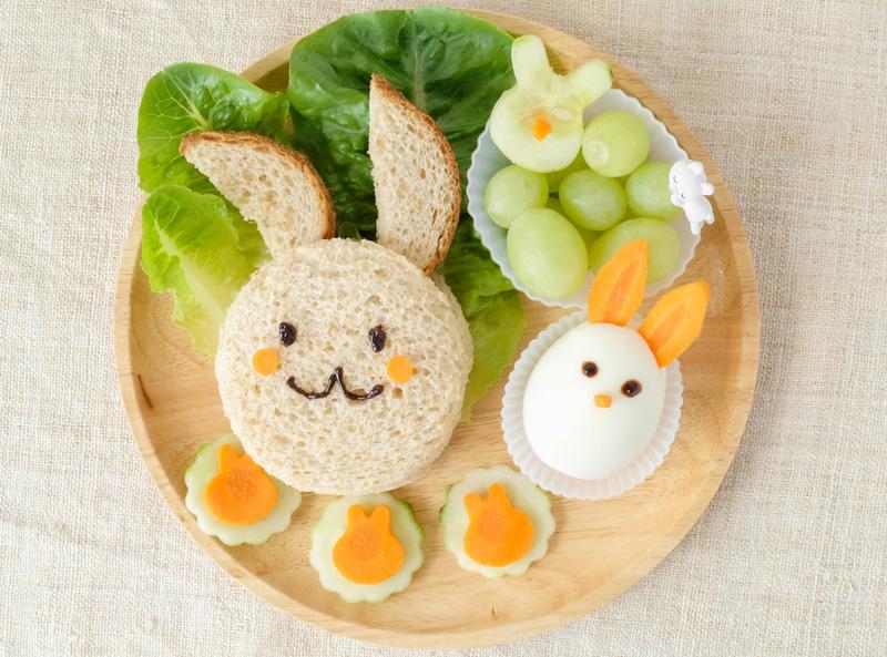 paasontbijt konijn