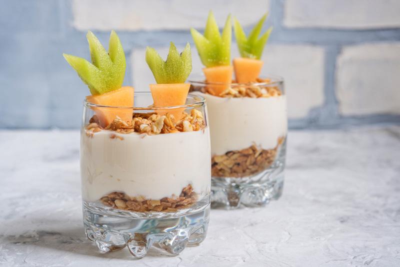 paasontbijt yoghurt
