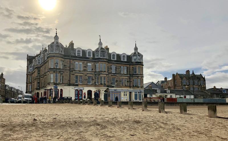 strand edinburgh schotland
