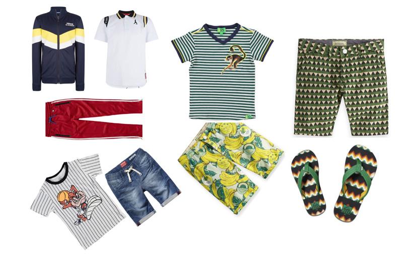 zomerkleding voor jongens 2019